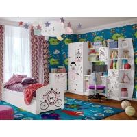 Детская мебель Юниор-2 Принцесса