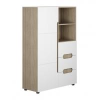 Шкаф 1- створчатый комбинированный Палермо-3 ШК-019 (Палермо Юниор)
