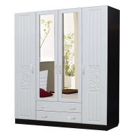 Шкаф 4-дверный Атлантида