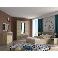 Комплект мебели для спальной №2 Дакота