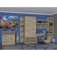 Комплект мебели для детской комнаты №2 Дакота