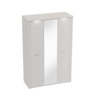 Шкаф 3х дверный Элана (бодега белая)