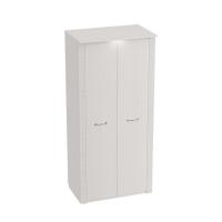 Шкаф 2х дверный Элана (бодега белая)