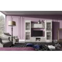 Комплект мебели для гостиной Элана-2 (бодега белая)