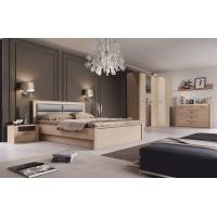 Комплект мебели для спальни Элана-1 (дуб сонома)