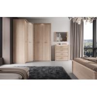 Комплект мебели для спальни Элана-3 (дуб сонома)