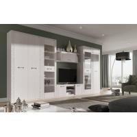 Комплект мебели для гостиной Элана-1 (бодега белая)
