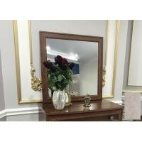 Зеркало рамочное Афина (корень ясеня)