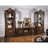 Комплект мебели для гостиной Джоконда (корень дуба глянец)