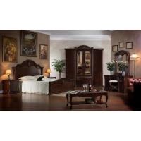 Комплект мебели для спальни с 4х ств. шкафом Марокко (караваджо)