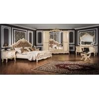 Комплект мебели для спальни Росcелла (крем глянец)