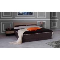 Кровать Фелисия (кокоболо натуральный)