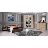 Комплект мебели для спальни Фелисия (кокоболо натуральный)