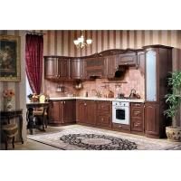 Кухонный гарнитур 3700 угловой Мадлен (караваджо)