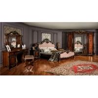 Комплект мебели для спальни Марселла (корень дуба глянец)