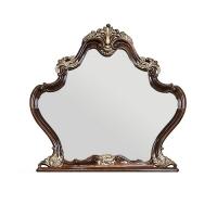 Зеркало Оливия (корень дуба глянец)