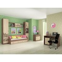 Комплект мебели для детской №2 Орион