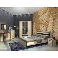 Комплект мебели для спальни №1 Лирика