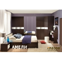 Спальня Амели (композиция 4)