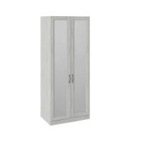 Шкаф для одежды с 2 зеркальными дверями СМ-308.07.022 Кантри (Винтерберг)