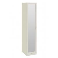 Шкаф для белья с 1-ой зеркальной дверью СМ-235.07.02 Лючия