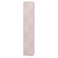 Шкаф-пенал №6 Люмен (камень светлый)