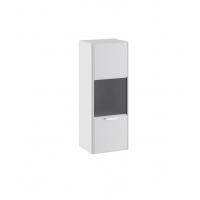 Шкаф навесной ТД-208.07.27 Наоми (белый глянец)