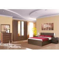 Комплект мебели для спальни Палермо (венге дуглас)