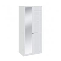 Шкаф для одежды с 1-ой с зеркальной дверью Ривьера СМ 241.07.002 R
