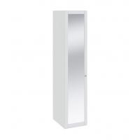 Шкаф для белья с 1-ой дверью с зеркалом Ривьера СМ 241.07.001