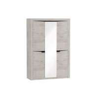 Шкаф 3х дверный Соренто (Дуб Бонифаций)