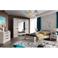 Комплект мебели для спальни  Соренто (Дуб Бонифаций)