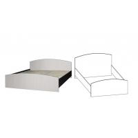 Кровать 900*2000 под ортопедическое основание Светлана