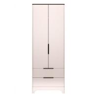 Шкаф для одежды с ящиками 2-х дверный 9 Танго