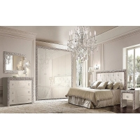 Комплект мебели для спальни №5 Тиффани Премиум