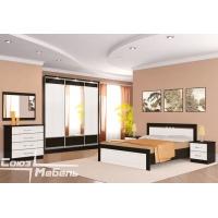 Комплект мебели для спальни №3 Токио (вудлайн)