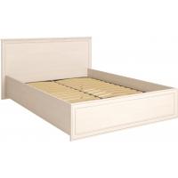Кровать 1400 мм (с ортопедическим основанием) №8 Венеция (Бодега Светлый)