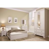 Комплект мебели для спальни Венеция (Бодега Светлый)