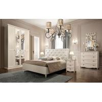 Комплект мебели для спальни №1 Венеция (дуб седан)