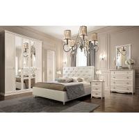 Комплект мебели для спальни №2 Венеция (дуб седан)