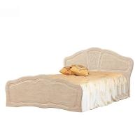 Кровать №2 1600 Верона (жемчуг глянец)