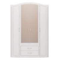 Шкаф 4-х дверный с зеркалами Виктория модуль 2