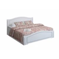 Кровать двойная 1800 с латами Виктория модуль 19