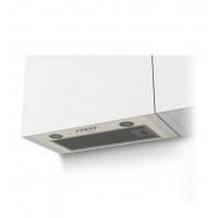 Встраиваемая кухонная вытяжка GS BLOC P 600 Ivory Light белый антик