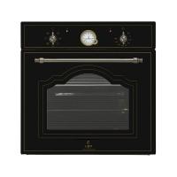 Встраиваемый духовой шкаф EDM 6070 C BL Black