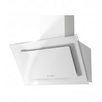 Наклонная кухонная вытяжка MIKA GS 600 White