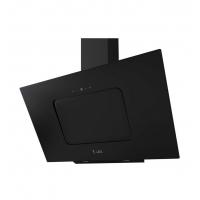 Наклонная кухонная вытяжка LUNA 900 Black