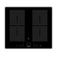 Индукционная варочная поверхность EVI 640 F BL