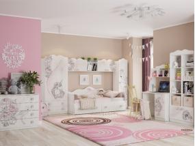 Детская мебель Фэнтези