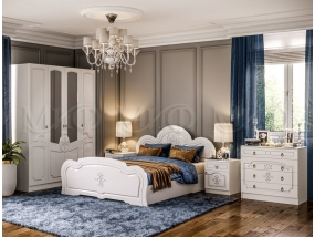 Спальный гарнитур Каролина